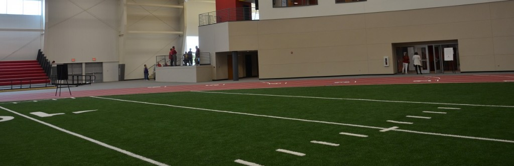 Pittsburgh State University Sports Facility Construction Turf Field