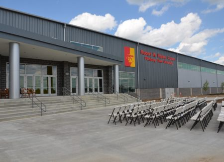 Pittsburgh State University Sport Facility Construction Grand Opening