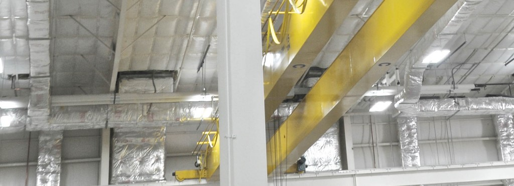 Progressive Industries Industrial Construction Interior Ceiling
