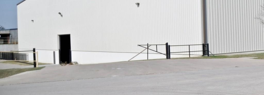 Progressive Industries Industrial Construction Exterior Warehouse Door