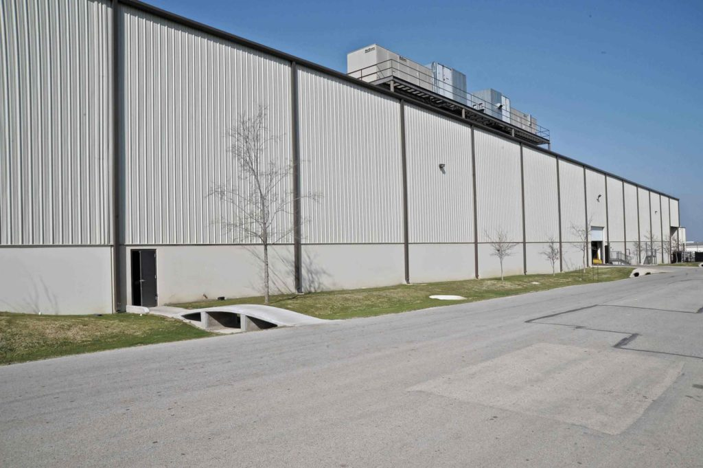 Progressive Industries Industrial Construction Exterior Side