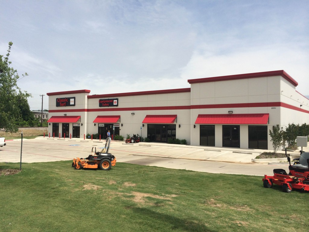 Classic Turf Commercial Construction Exterior Full Finished
