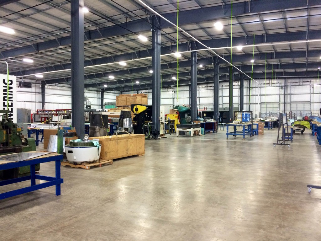 Industrial Design And Production Dallas Tx