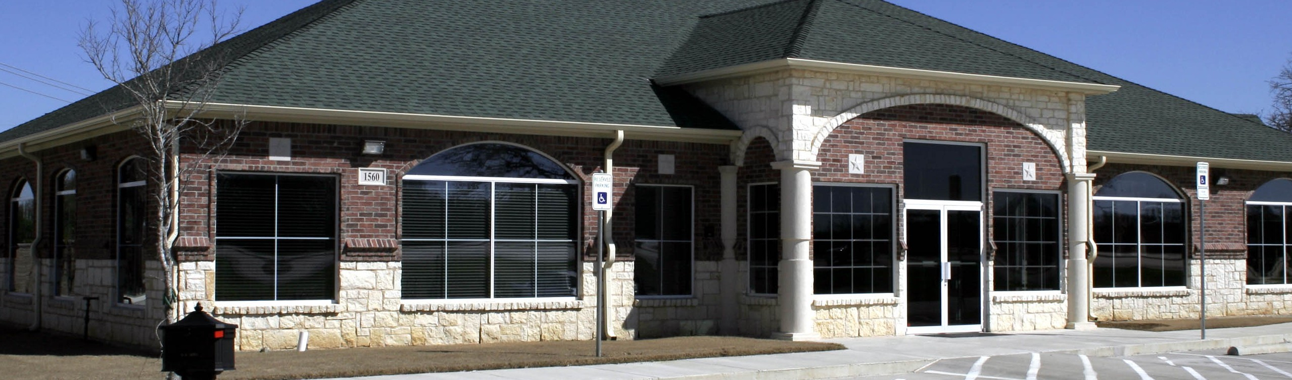 Dr Glen Boyd Doctors Office Construction Front View