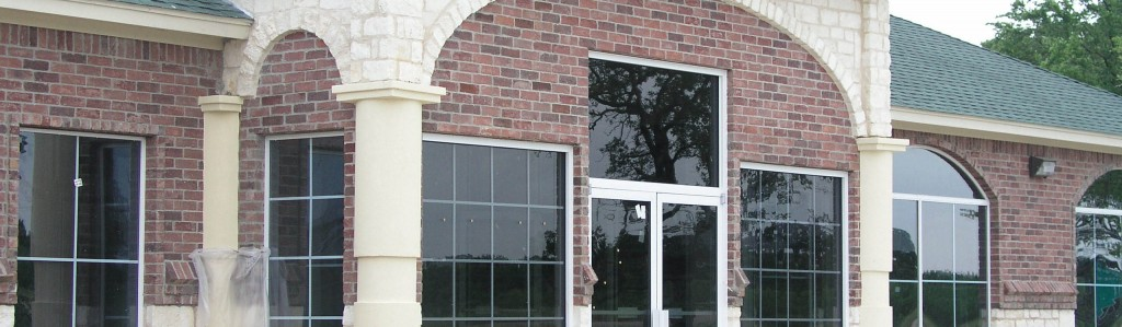 Dr Glen Boyd Doctors Office Construction Exterior Front Entrance