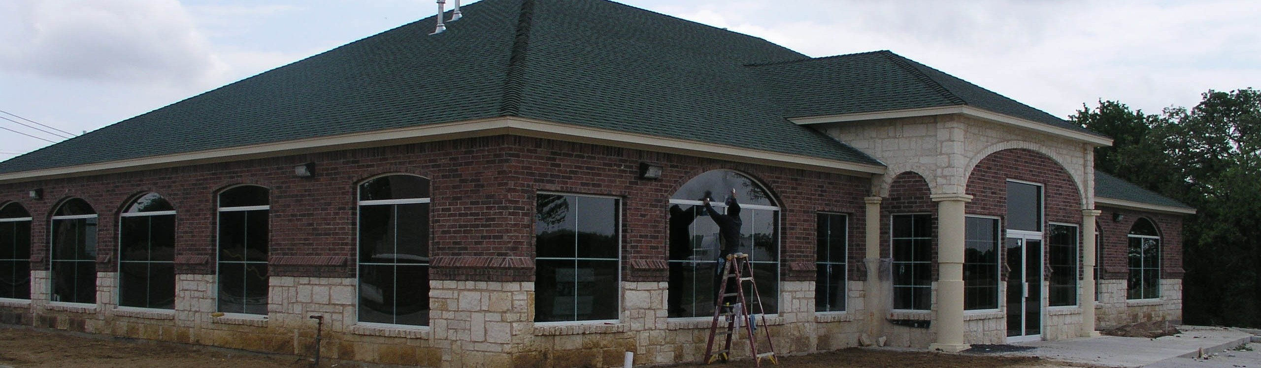 Dr Glen Boyd Doctors Office Construction Exterior Side View