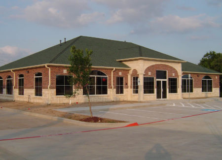 Dr Glen Boyd Doctors Office Construction Exterior View