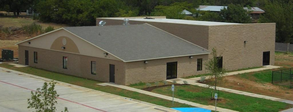 Journey Fellowship Church Construction Exterior Over View