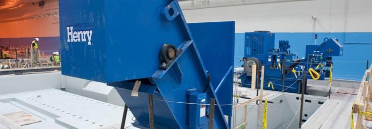 Lockheed Martin Industrial Construction Machinery