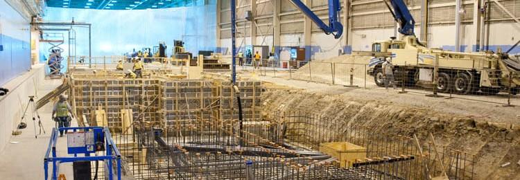 Lockheed Martin Industrial Construction Interior Construction