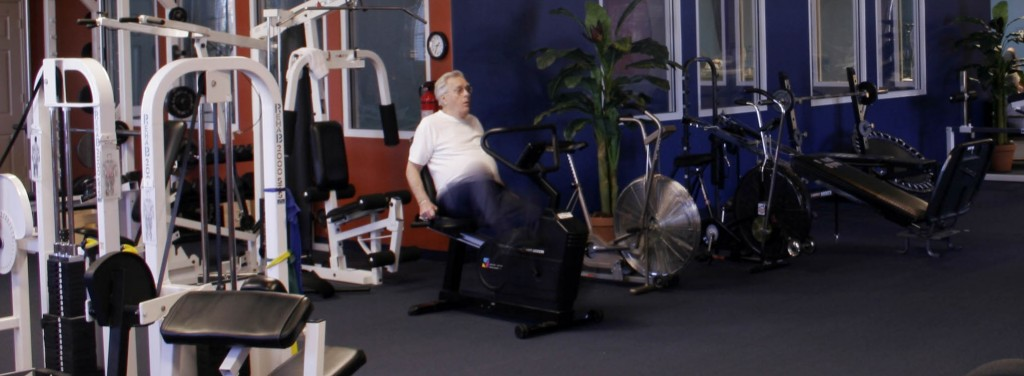 Mansfield Physical Therapy Commercial Construction Gym