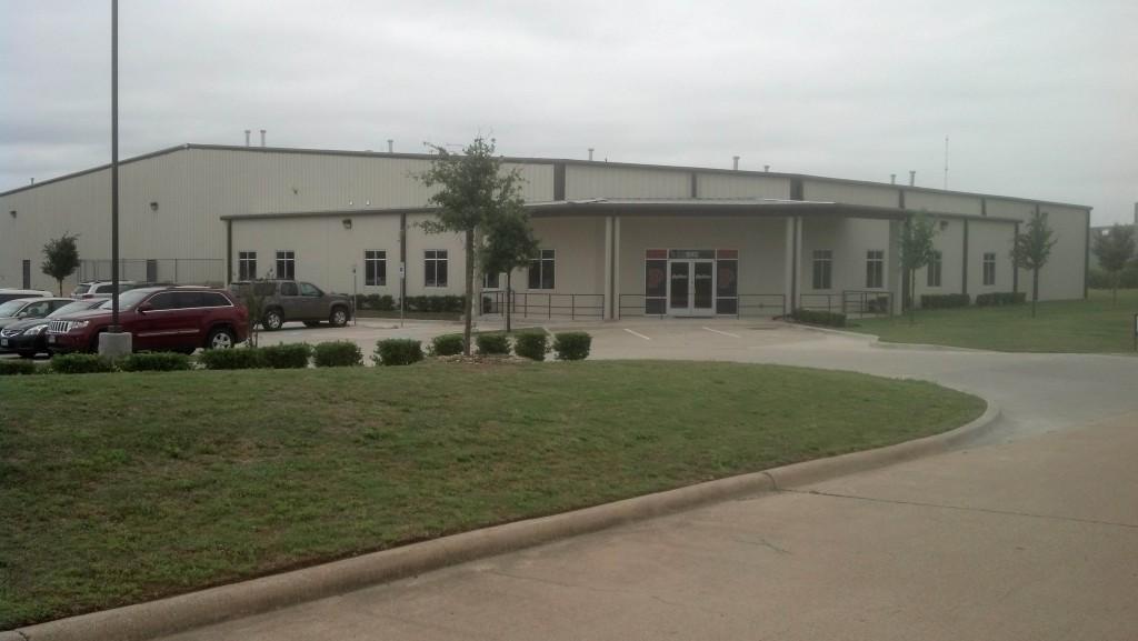 Pepwear Industrial Construction Exterior
