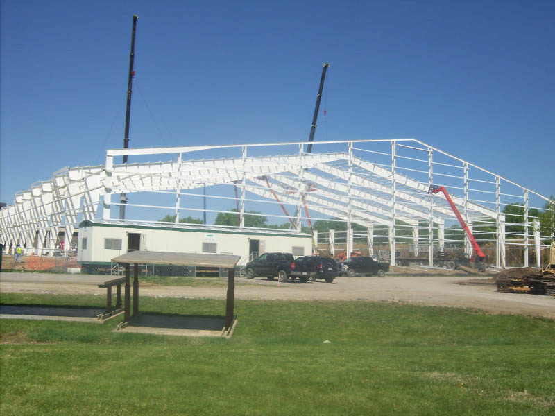 Pittsburgh State University Sports Facility Construction Starting