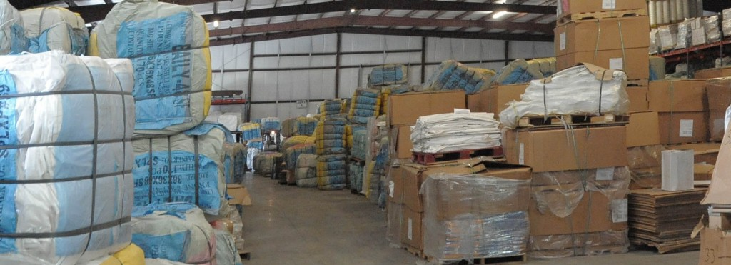 Southern Packaging Industrial Construction Interior Warehouse