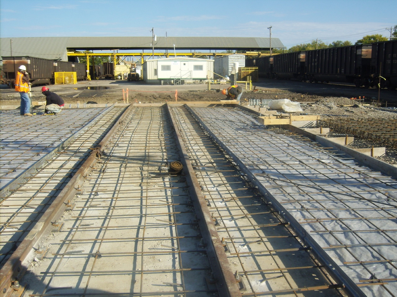 Dallas Aeronautical Industrial Construction Foundation