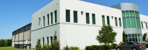 Aerospace & Commercial Tech Industrial Construction Exterior Left Front