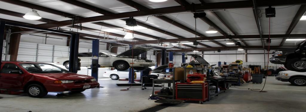Auto Doctor Commercial Construction Interior