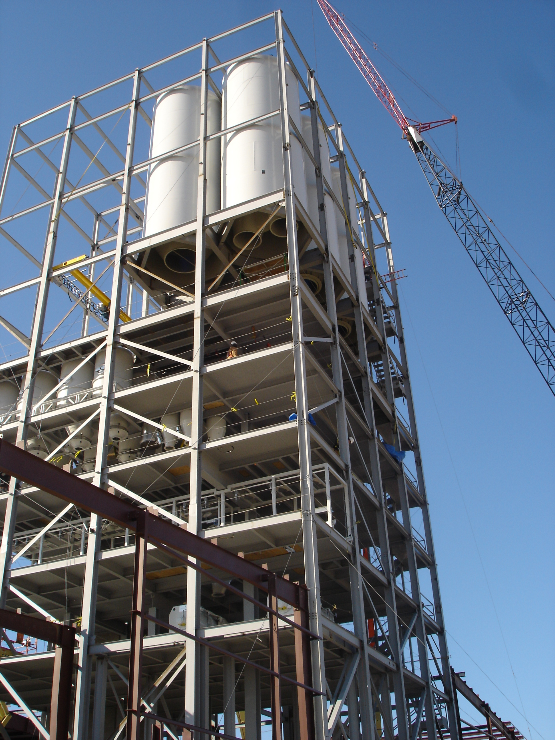 Ardex Industrial Construction Phase I Tower 2