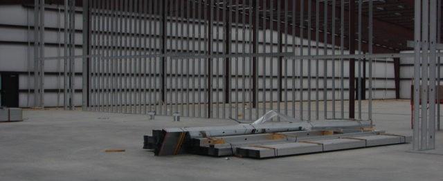 Pepwear Industrial Construction Interior Framing