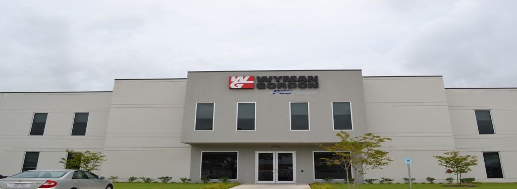 Wyman Gordon Light Industrial Construction