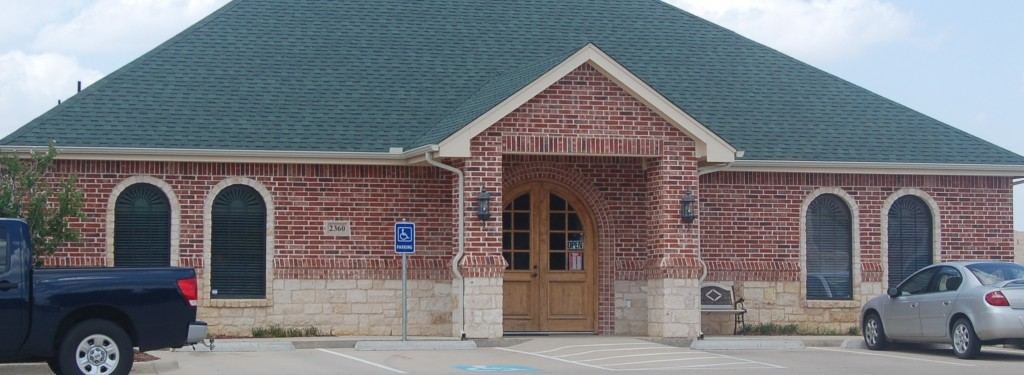 Cooper Street Medical Clinic Construciton Exerior Parking