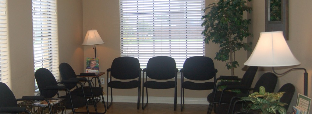 Cooper Street Medical Clinic Interior Waiting area