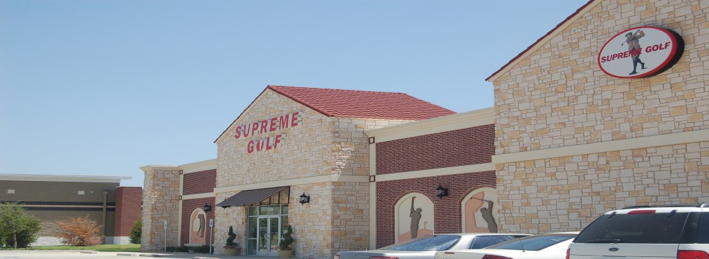 Supreme Golf Retail Construction