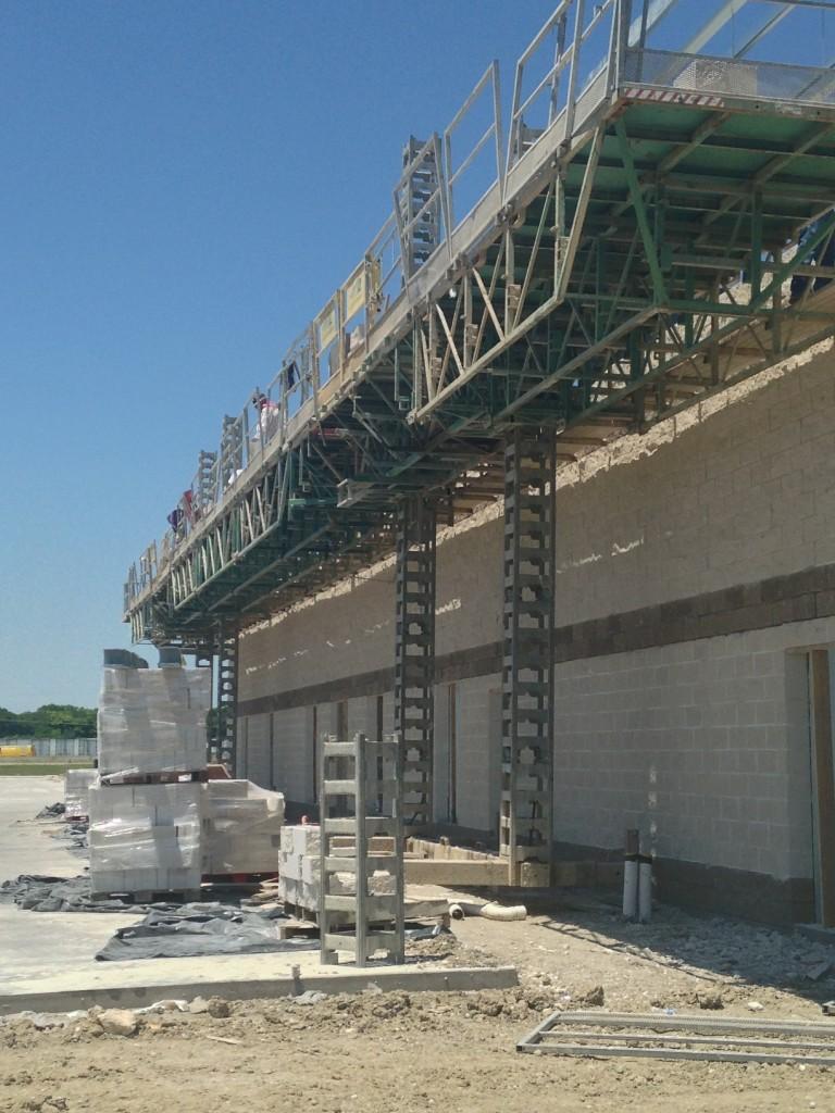 Cosmocel Nutri Ag Industrial Construction Exterior Frame