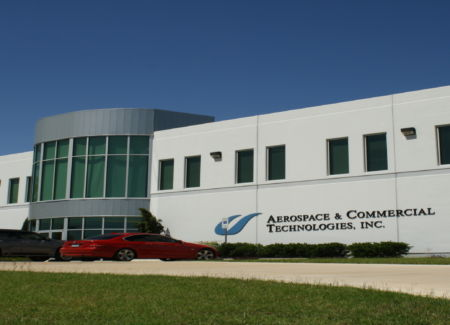 Aerospace Commercial & Tech Industrial Construction