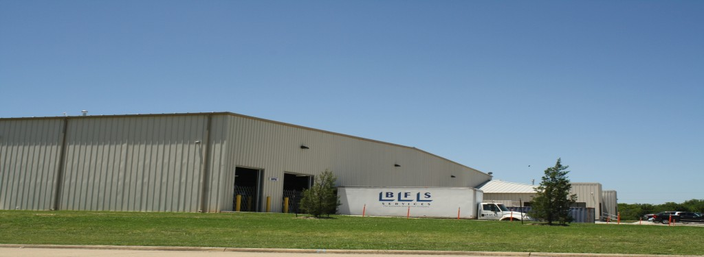 Dallas Aeronautical Industrial Construction Exterior
