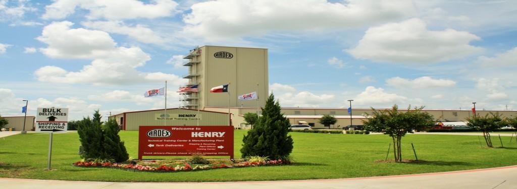 Ardex Industrial Construction Exterior
