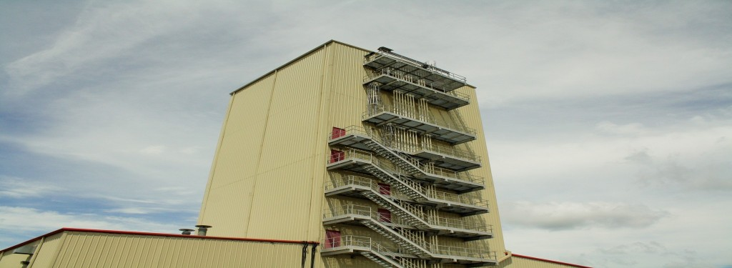 Ardex Industrial Construction Phase I