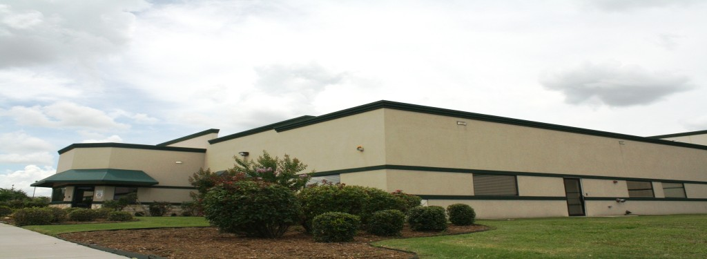 Drill King Industrial Construction Exterior Side