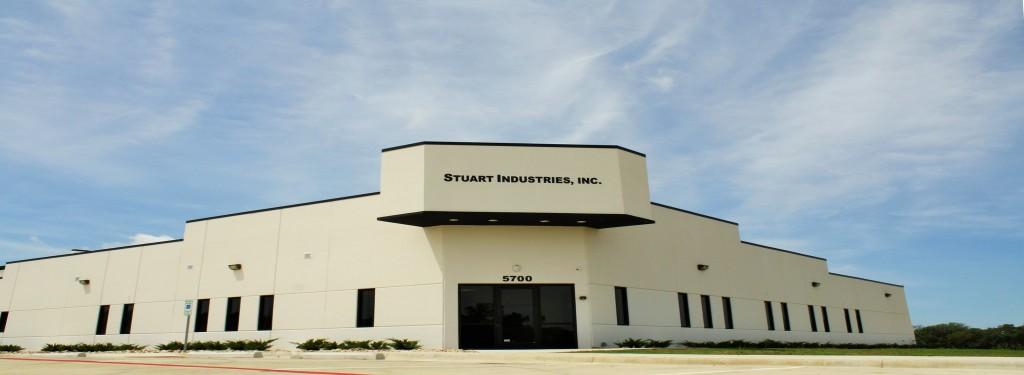 Stuart Industries Headquarters Industrial Construction