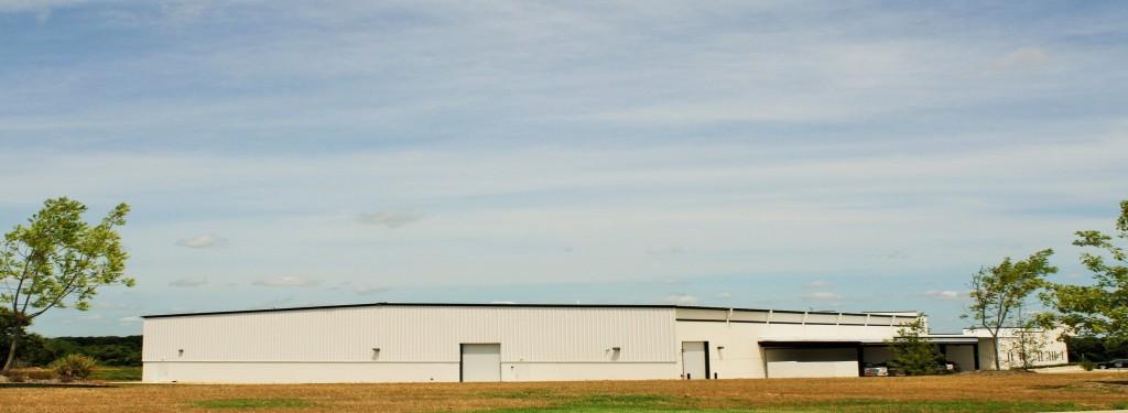 Stuart Industries Industrial Building Exterior