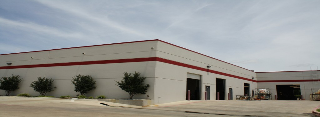 Classic Turf Commercial Building Exterior