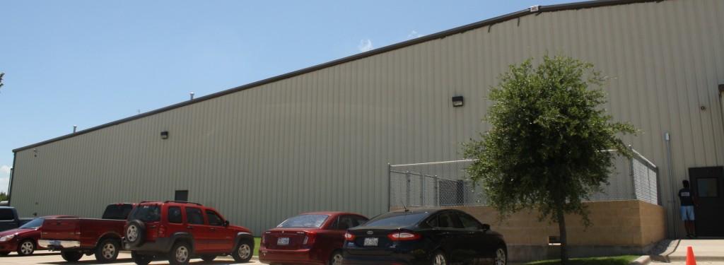 Pepwear Industrial Construction Exterior Lot