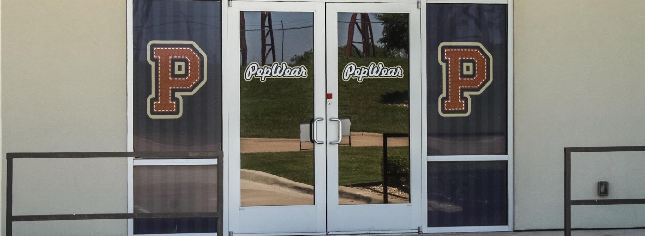 Pepwear Industrial Construction Front Doors