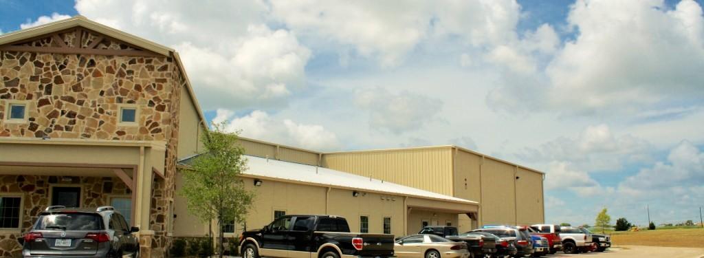 BCB Transport Industrial Construction Parking Lot