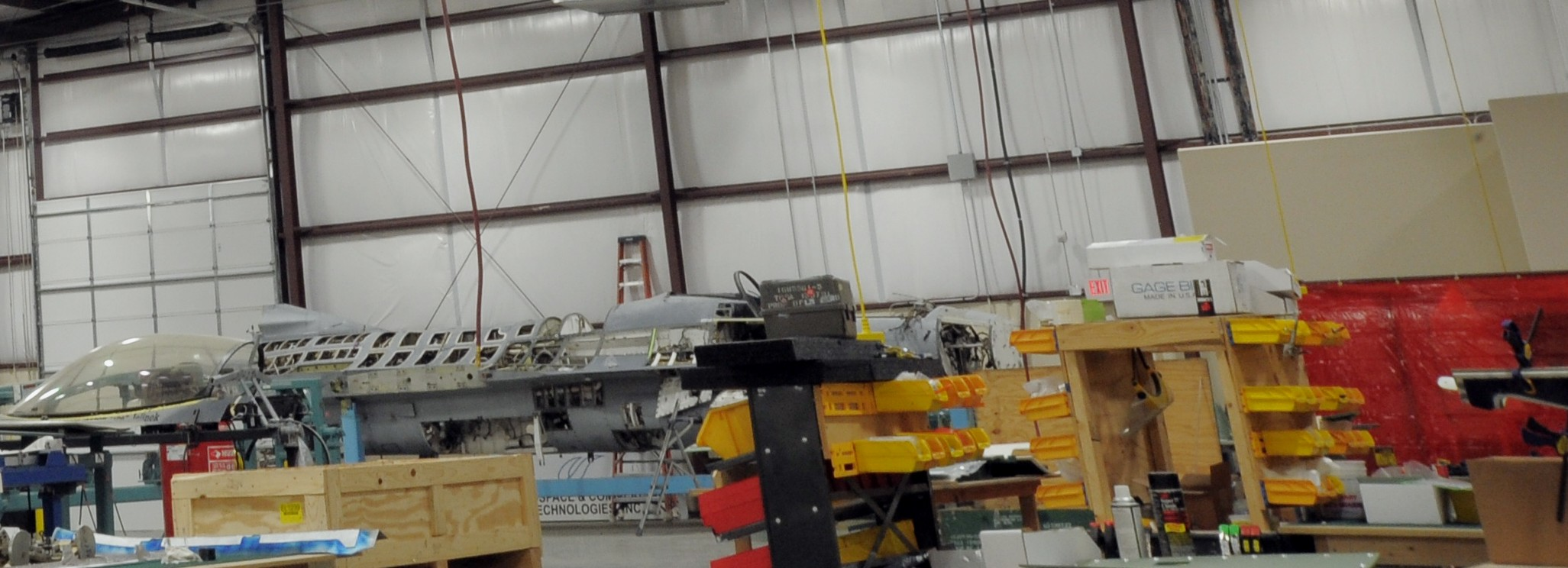 Aerospace Commercial Technology Industrial Construction Interior