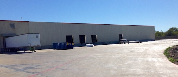 Ardex Industrial Construction Docking Bay Extended