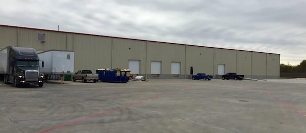 Ardex Industrial Construction Docking Bay