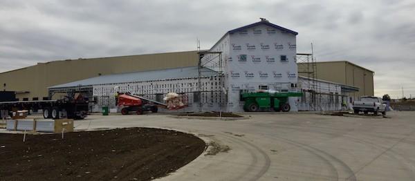 BCB Transport Industrial Construction Exterior