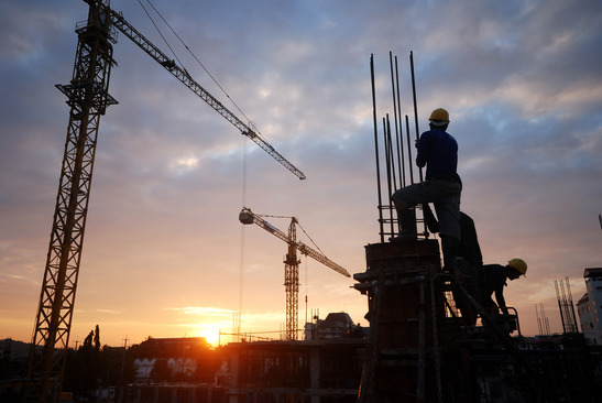 industrial construction companies