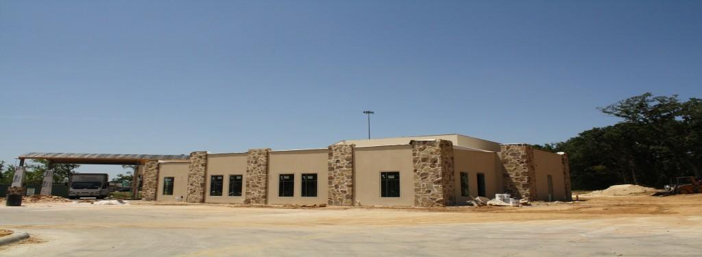 TRINITY CHRISTIAN CHURCH Construction