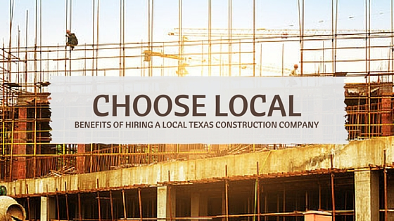 Local Texas Construction Company
