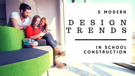 modern school design trends