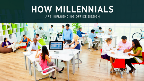 Commercial design how millennials are impacting spaces for Office design for millennials