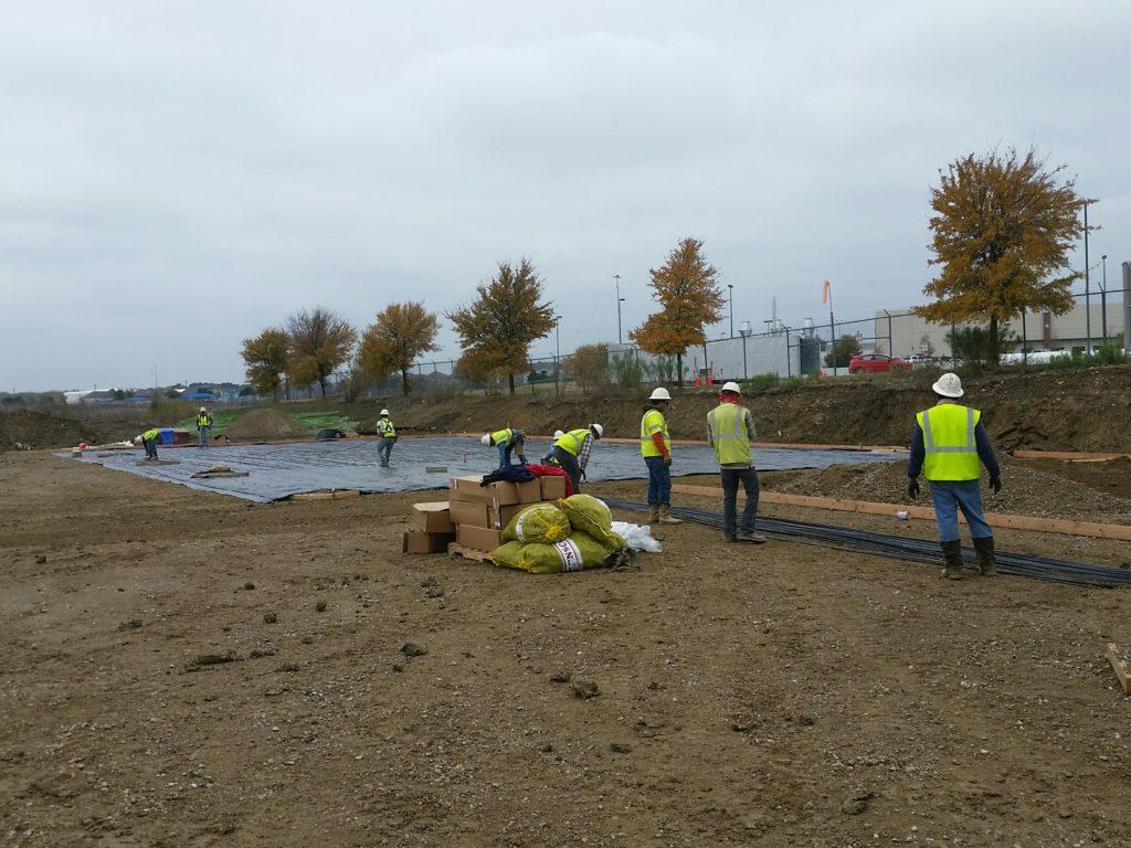 BP Aero Facility Construction   Nationwide Construction