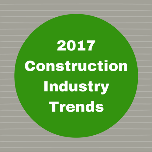 2017 Construction Industry Trends